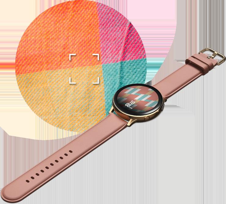 Samsung Galaxy Watch Active 2, style