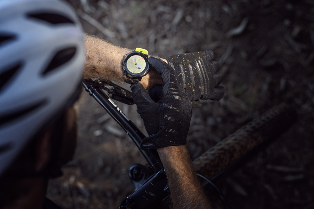 Adventures with Suunto 7